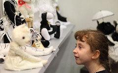 Дети на выставке игрушек © KM.RU, Алексей Белкин