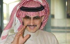 Аль-Валид бен Талал. Фото с сайта alwaleed.com.sa
