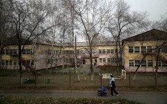 Детский сад № 123в Иркутске. Фото с сайта wikimapia.org