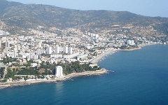 Побережье Аннабы. Фото с сайта algerie.meteosun.com
