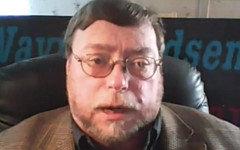Уэйн Мэдсен. Стоп-кадр с видео в YouTube