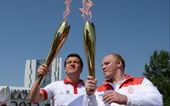И.Метшин (слева) и А.Деманов © РИА Новости, Александр Кряжев