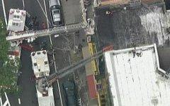 Место происшествия. Фото пользователя @MyFoxNY в Твиттере