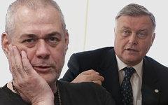 Сергей Доренко и Владимир Якунин. Коллаж © KM.RU