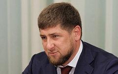 Рамзан Кадыров. Фото с сайта government.ru