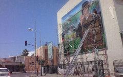 Баб аль-Азизия. Фото с сайта flickr.com