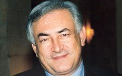 Доминик Стросс-Кан. Фото с сайта wikimedia.org