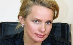 Наталья Третьяк. Фото с сайта минобрнауки.рф