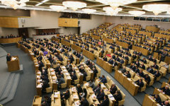 Заседание Госдумы © РИА Новости, Владимир Федоренко