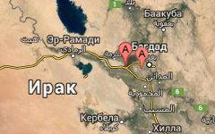 Атакованные тюрьмы на карте. Изображение сервиса Google Maps
