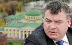 Анатолий Сердюков. Коллаж © KM.RU