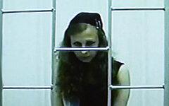 Видеотрансляция с Марией Алехиной © РИА Новости, Павел Лисицин