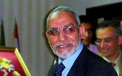 Мухаммед Бади. Фото с сайта wikipedia.org