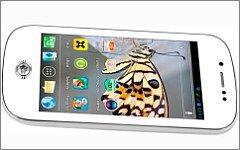 Fly IQ448 Chic. Фото с сайта fly-phone.ru