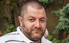 Евгений Маленкин. Фото из личного аккаунта в ЖЖ