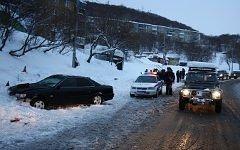 Место аварии. Фото с сайта gibdd.ru