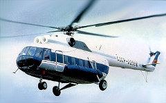 Вертолет Ми-8. Фото с сайта aviastar.org