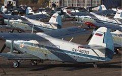Ан-2. Фото с сайта wikipedia.org