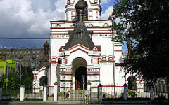 Храм Димитрия Солунского. Фото с сайта wikimedia.org
