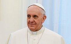 Папа Франциск. Фото с сайта wikipedia.org