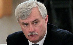Георгий Полтавченко. Фото с сайта kremlin.ru