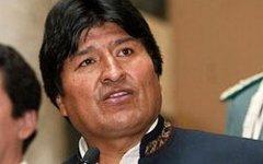 Эво Моралес. Фото с сайта en.mercopress.com