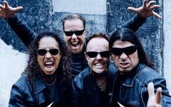 Metallica. Фото с офстраницы группы в Facebook