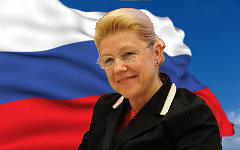 Елена Мизулина. Коллаж © KM.RU