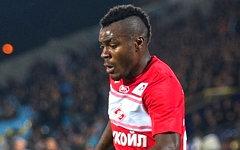 Эммануэль Эменике. Фото К.Савченко с сайта soccer.ru