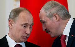 В.Путин и А.Лукашенко © РИА Новости, Сергей Гунеев