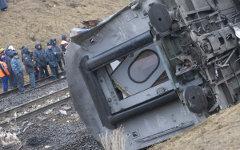 Место крушения «Невского экспресса» © РИА Новости, Илья Питалев