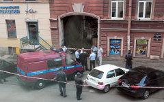 Место происшествия © РИА Новости, Анатолий Медведь