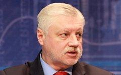 Сергей Миронов © KM.RU, Александра Воздвиженская