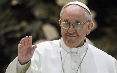 Папа Римский Франциск © РИА Новости, Владимир Астапкович
