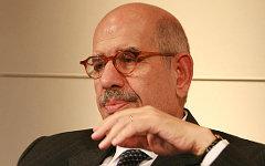 Мохаммед аль-Барадеи. Фото с сайта securityconference.de