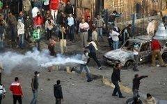 Беспорядки в Каире. Фото с сайта enduringamerica.com