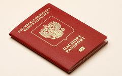 Загранпаспорт © KM.RU, Алексей Белкин