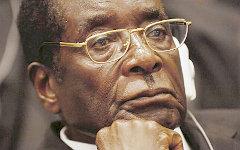 Роберт Мугабе. Фото Jeremy Lock с сайта dodmedia.osd.mil