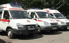 Машины скорой помощи во Владикавказе. Фото с сайта tvzvezda.ru