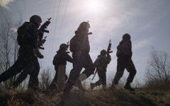 Спецназ. Фото с сайта antiterror.sitecity.ru