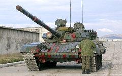 Танк Т-72Б. Фото с сайта usmc.mil