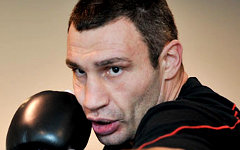 Виталий Кличко. Фото с сайта klitschko.com