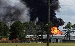 Место происшествия. Фото с сайта valdostadailytimes.com