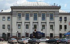 Посольство РФ в Киеве. Фото с сайта wikipedia.org