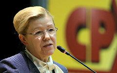 Елена Мизулина. Фото с сайта spravedlivo.ru