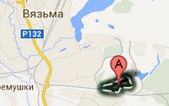 Деревня Вассынки. Изображение сервиса Google Maps