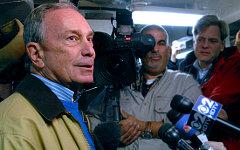 Майкл Блумберг. Фото с сайта navy.mil