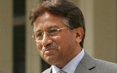 Первез Мушарраф. Фото с сайта georgewbush-whitehouse.archives.gov