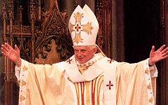 Папа Бенедикт XVI. Фото с сайта vatican.va