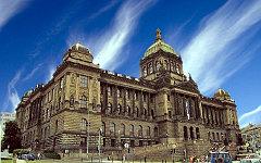Парламент Чехии. Фото с сайта czeh.ru